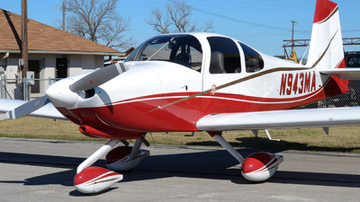 N943MA - Vans RV-10 - Private