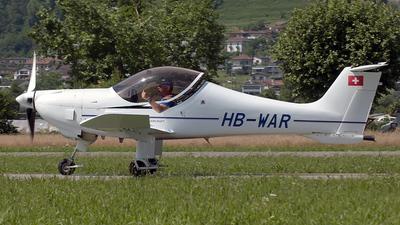 HB-WAR - Dyn'Aéro MCR-01 Club - Private