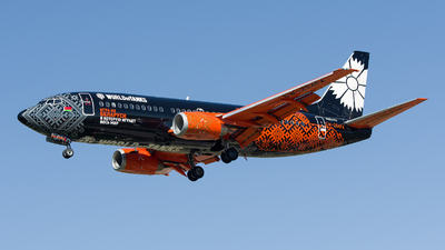 EW-254PA - Boeing 737-3Q8 - Belavia Belarusian Airlines