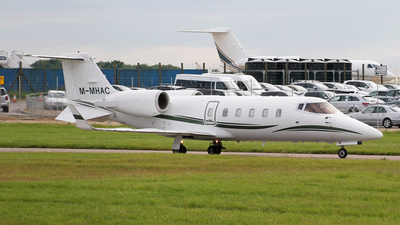 M-MHAC - Bombardier Learjet 60 - Private