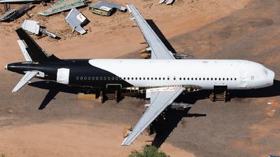 N948BA - Airbus A320-232 - Untitled