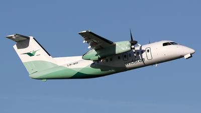 A picture of LNWIH - De Havilland Canada Dash 8100 - Wideroe - © Stig Rokkones