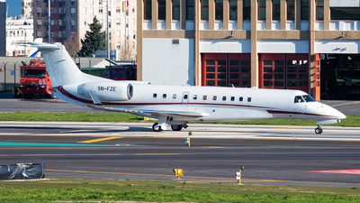 5N-FZE - Embraer ERJ-135BJ Legacy 600 - Private