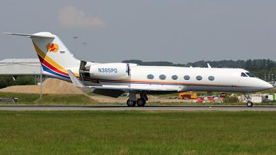 N385PD - Gulfstream G-IV - Private