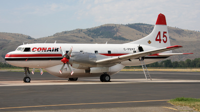 C-FEKF - Convair CV-580 - Conair Aviation