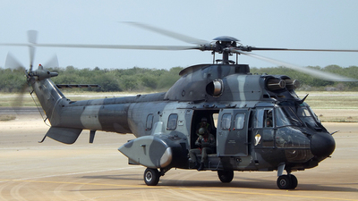 - Eurocopter AS 532UL Cougar - Venezuela - Air Force