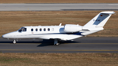 D-IENE - Cessna 525A CitationJet 2 Plus - Private