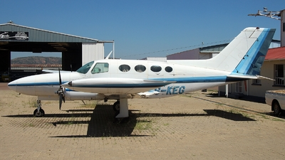 ZS-KEG - Cessna 402A - Private