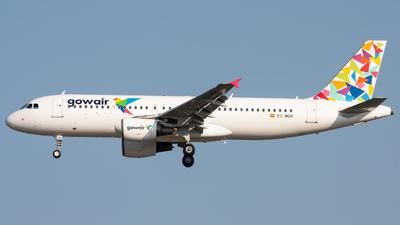 EC-MQH - Airbus A320-214 - Volotea (Gowair)
