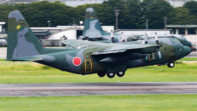 95-1082 - Lockheed C-130H Hercules - Japan - Air Self Defence Force (JASDF)