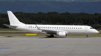 EI-GHK - Embraer 190-100IGW - Stobart Air