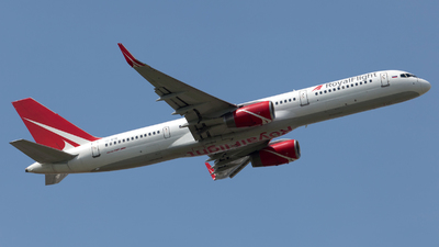 VQ-BTR - Boeing 757-2Q8 - Royal Flight