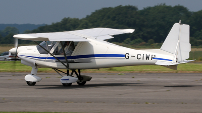 G-CIWP - Ikarus C-42 - Private
