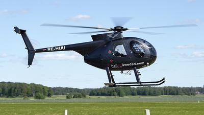 SE-HUU - Hughes 369D - Heliair