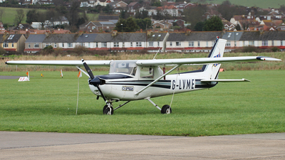 A picture of GLVME - Cessna F152 - [1560] - © n94504