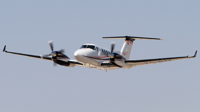 TC-OZK - Beechcraft B200GT King Air 250 - Ozek Air