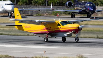 A picture of N965HL - Cessna 208B Super Cargomaster - DHL - © William Vignes