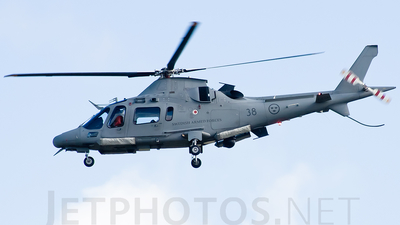15038 - Agusta Hkp15B - Sweden - Armed Forces