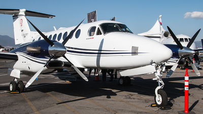N169KA - Beechcraft B300 King Air 350i - Private
