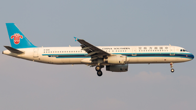 B-1845 - Airbus A321-231 - China Southern Airlines