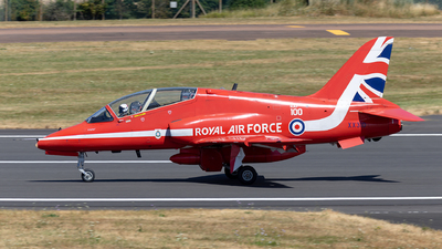 XX310 - British Aerospace Hawk T.1W - United Kingdom - Royal Air Force (RAF)