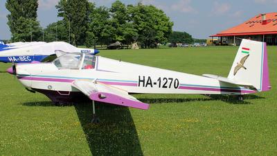 HA-1270 - Scheibe SF.25C Falke - Private