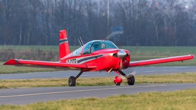 G-CITP - Grumman American AA-1B Trainer - Private
