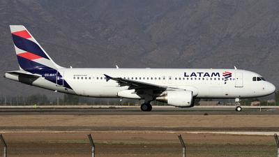 CC-BAT - Airbus A320-214 - LATAM Airlines