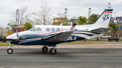 N610LS - Beechcraft C90GTx King Air - Private