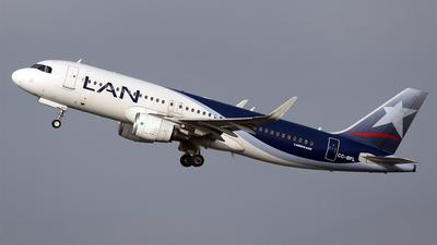 CC-BFL - Airbus A320-214 - LAN Airlines