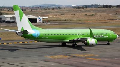 ZS-ZWD - Boeing 737-8LD - Kulula.com
