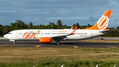 A picture of PRGXA - Boeing 7378EH - GOL Linhas Aereas - © Marcos Marcel