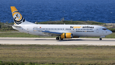 YV613T - Boeing 737-4S3 - Turpial Airlines