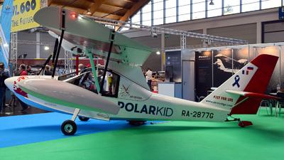 RA-2877G - AeroVolga Borey - Private