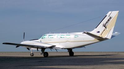 VH-WGS - Cessna 404 Titan - Fugro Airborne Surveys