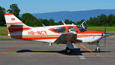 HB-NCY - Rockwell Commander 112A - Private