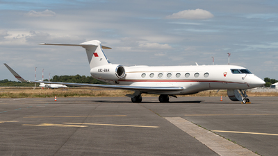 A9C-BAH - Gulfstream G650 - Bahrain - Government