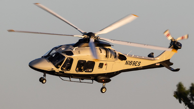 N169ES - Agusta-Westland AW-169 - Private