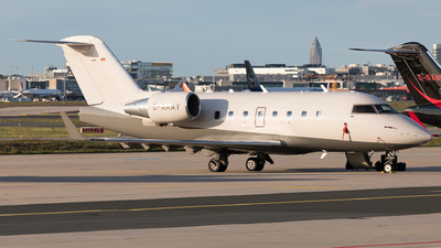 D-AAAY - Bombardier CL-600-2B16 Challenger 604 - Air Independence