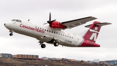 C-GUNO - ATR 42-320 - Canadian North