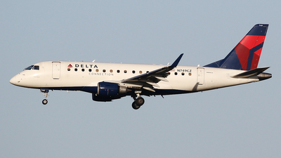 N749CZ - Embraer 170-100LR - Delta Connection (Compass Airlines)