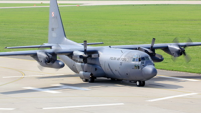 1501 - Lockheed C-130E Hercules - Poland - Air Force