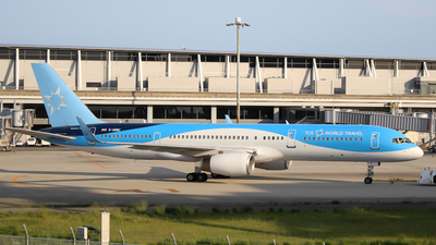 G-OOBC - Boeing 757-28A - TCS Expeditions (Thomson Airways)