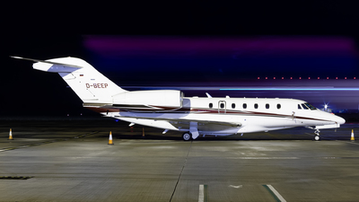 D-BEEP - Cessna 750 Citation X - Private