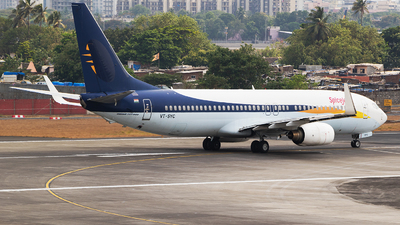 A picture of VTSYC - Boeing 73785R - [35082] - © Akshay M