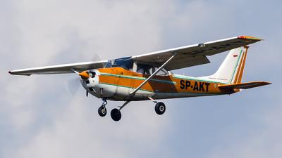 SP-AKT - Reims-Cessna F172H Skyhawk - Aero Club - Bielsko-Biala