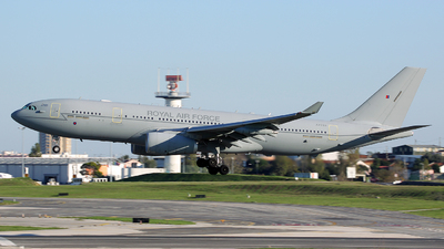 ZZ333 - Airbus A330-243 (MRTT) Voyager KC.3 - United Kingdom - Royal Air Force (RAF)
