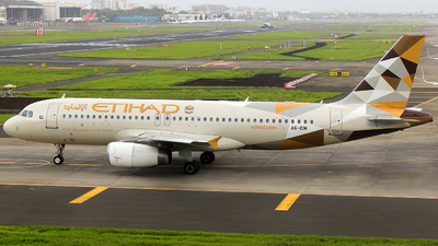 A6-EIM - Airbus A320-232 - Etihad Airways