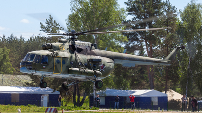 RF-90948 - Mil Mi-8MTV-2 Hip - Russia - Air Force