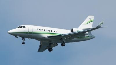 N318CL - Dassault Falcon 2000EX - Private